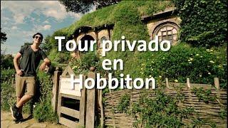 Tour privado en Hobbiton | Nueva Zelanda #5 Alan por el mundo