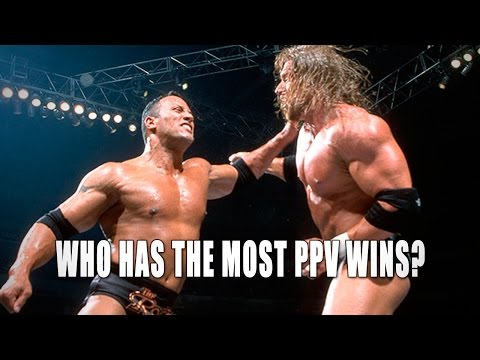 5 Superstars with the most pay-per-view wins: 5 Things
