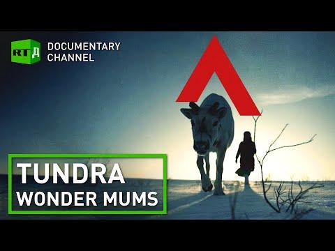Tundra Wonder Mums | RT Documentary