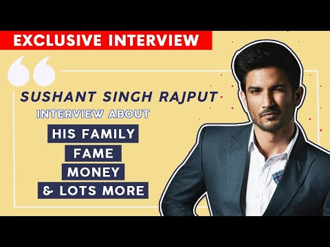 Exclusive Interview Of Sushant Singh Rajput for Raabta by Vickey Lalwani | SpotboyE