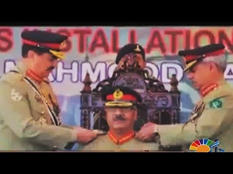 Gen Zubair Mahmood Hayat Appointed as Chairman Joint Chiefs of Staff Committee