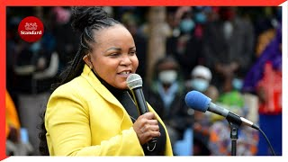 """Tutaenda nominations, na mimi niko tayari kumenyana,"" Ngirici on Waiguru's shift to UDA"