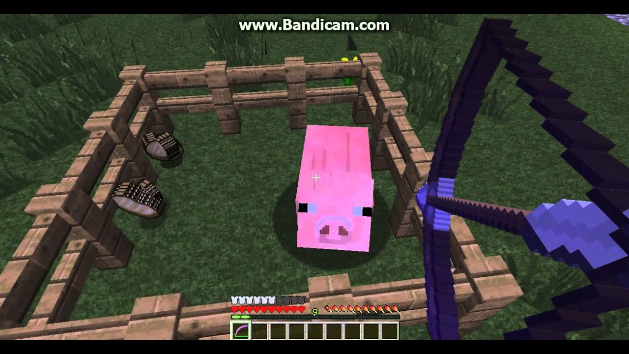 Enchanted bow minecraft