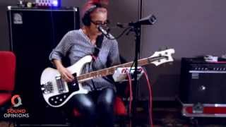 Warpaint perform Keep It Healthy (Live on Sound Opinions)