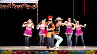 Hadippa The Remix bollywood dance (movie Dil Bole Hadippa) by Tarang