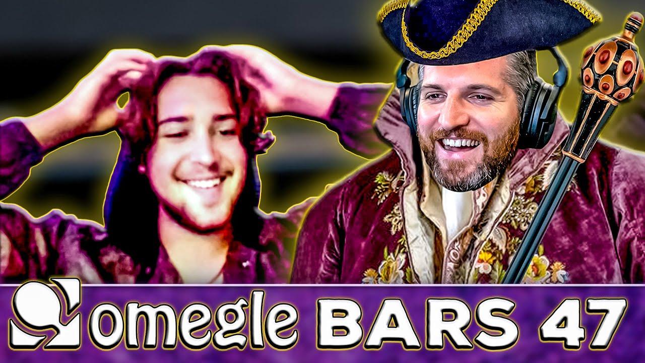 Sir Mack, Lord of the Bars | Harry Mack Omegle Bars 47