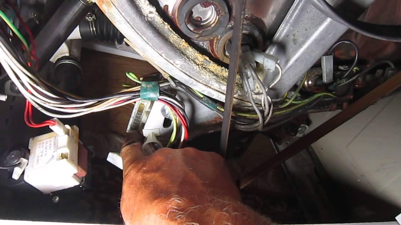 принципиальная схема стиральной машины ardo tl 810ed
