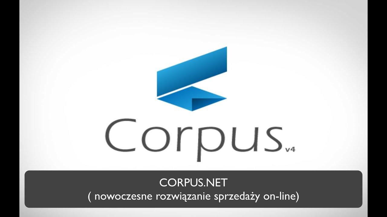 Corpus.Net - Nowoczesna sprzedaż mebli on-line