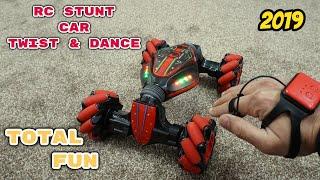 RC Stunt Car RC Car Gesture Sensing Twisting Vehicle Drift Car Xmas Best Gift for Kids