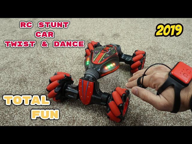 RC Stunt Car RC Car Gesture Sensing Twisting Vehicle Drift Car Xmas Best Gift for Kids