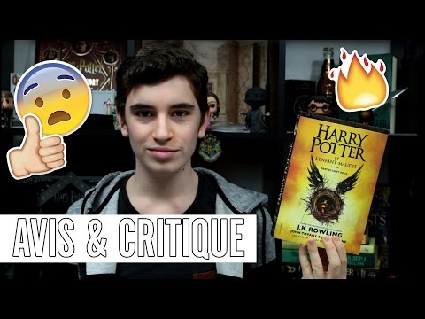 CRITIQUE : HARRY POTTER ET L'ENFANT MAUDIT, LE HUITIEME HARRY POTTER ? L HD HPTS