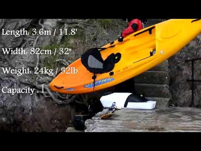 Viking Kayaks Profish GT | Compact Fishing Kayak