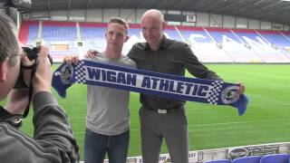 UWE ROSLER ON NEW WIGAN ATHLETIC SIGNING ADAM FORSHAW