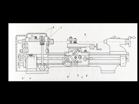 Weiler LZD 220 Präzisions Zug- und Leitspindeldrehbank / toolmakers precision lathe