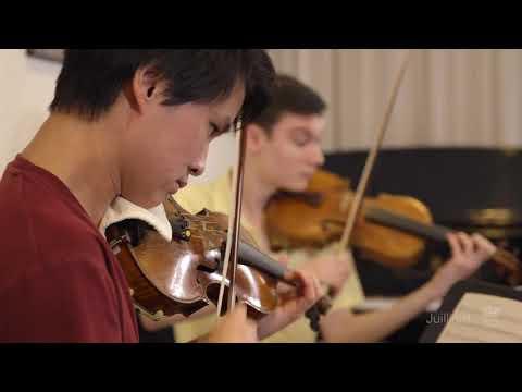 Summer Performing Arts with Juilliard  Strings Shanghai 2018