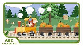 Little Fox Train Adventures l Top Best Apps For Children l ABC For Kids TV