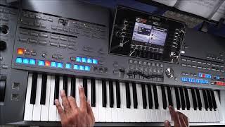 Tyros 5 - ABBA - Dancing Queen (Instrumental) Cover