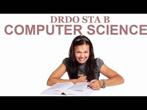 DRDO CEPTAM STA B SYLLABUS OF COMPUTER SCIENCE