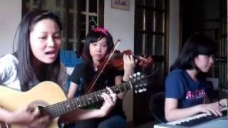 Nhé Anh by Nguyễn's band - with guitar chord (Mỹ Tâm version)