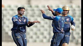 বিপিএলে সাকিবের অন্যরকম সেঞ্চুরি Shakib Al Hasan   BPL 2019