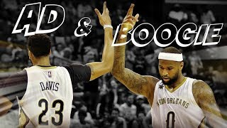 Anthony Davis & Demarcus Cousins | Pelicans Highlights ᴴᴰ