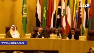 بالفيديو والصور.. أبو العينين يحضر الحفل الختامى لمؤسسة الفكر العربى