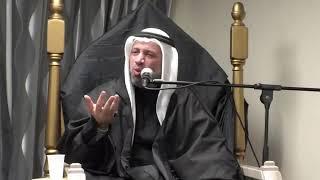 السيد مصطفى الزلزلة - إستحباب الوليمة في خمسة أمور
