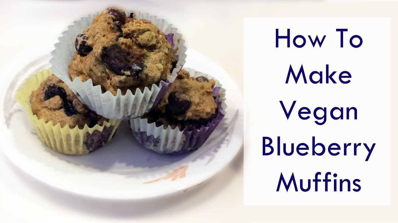 a tips how to make blueberry muffins These gluten-free vegan blueberry muffins are moist and fluffy, packed full of sweet, juicy blueberries, and definitely healthy enough for breakfast  top tips make sure to use the right amount of baking powder – 2 heaped teaspoons use too little baking powder and your sponge won't be fluffy,.