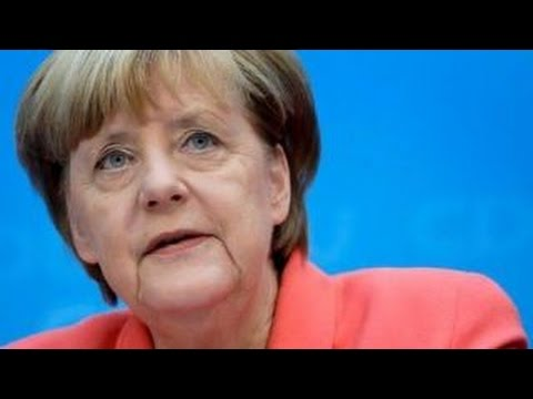 Did Angela Merkel let terrorists into Germany?
