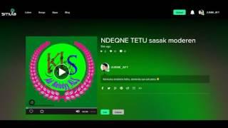 Lagu sasak populer Endeqne Tethu Risa D U A Cover versi cowok