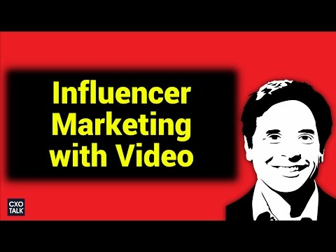 #230 Influencer Marketing and Inbound Marketing and Growth Hacking with Video