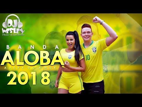 BANDA A LOBA VOL.5 ( CD COMPLETO 2018 ) MUSICAS INÉDITAS