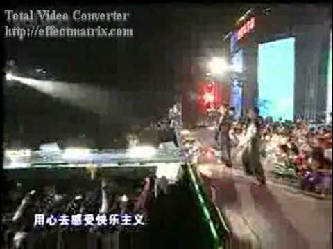 Alec Su(蘇有朋)_快楽主義 Live.flv