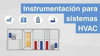 Instrumentación para sistemas HVAC | Monitorizar cualquier UTA según...