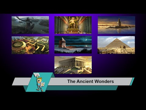 The Ancient Wonders