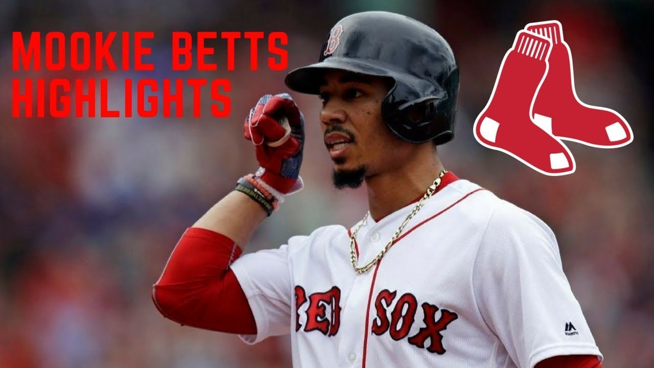 betts mookie sox highlights lose