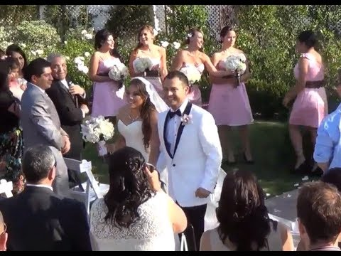 ♪ San Diego Wedding Videographer at Carmel Mountain Ranch Country Club, Best Wedding Video ♪