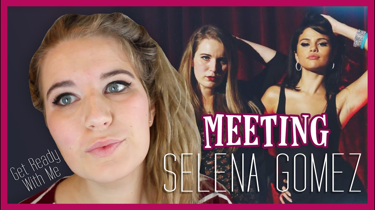 Meeting Selena Gomez At Revival Event Get Ready With Me