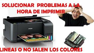 Limpiar Cabezal Impresora Epson L3110 (todas las Epson)