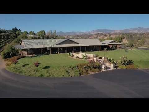 Vineyard View Ranch Estate in Santa Ynez, California
