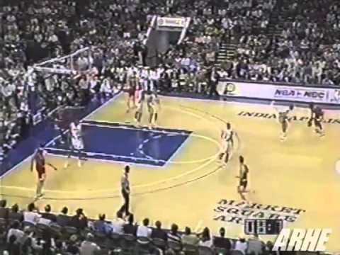 Michael Jordan Returns (March 19, 1995)