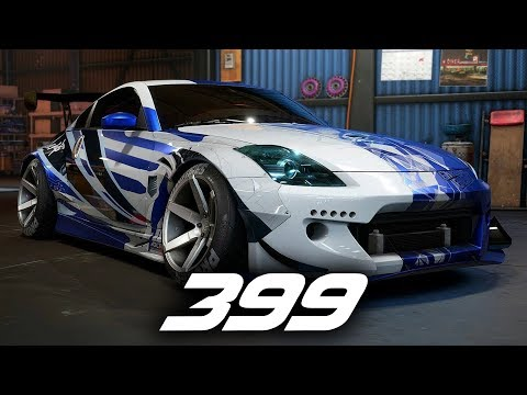 Need for Speed Payback - EVERY CAR IS NOW 399 (350z Maxed Out 399)