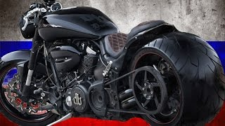 Yamaha Road Star Warrior 1700 by DB Design | Motorcycle Muscle Custom Review