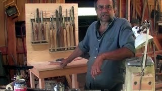 Wood Lathe Accessory Bench