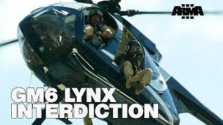 ARMA 3 GM6 Lynx APDS - Interdiction
