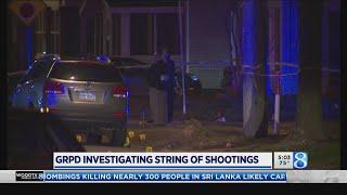 GRPD investigating weekend shootings; Man killed ID'd