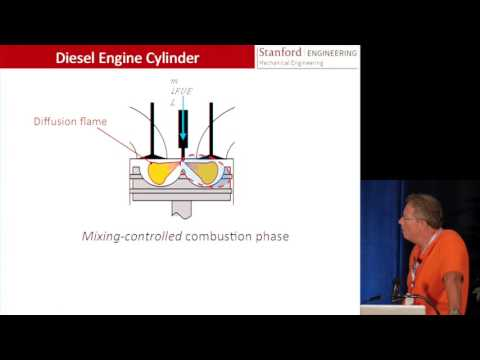 Chris Edwards | High-efficiency heavy-duty engines: The sootless diesel