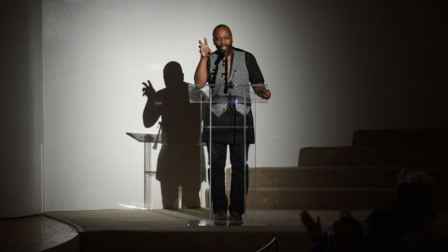 A hugely important speach for Tyler by Theaster Gates