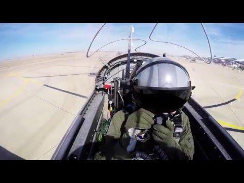 Vance AFB Aerospace Physiology