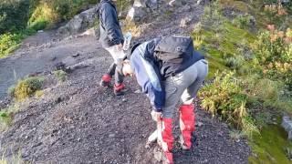 Pendakian Gunung Merapi via Selo (Februari 2017)